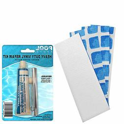 Repair Kit for Above Ground Pool Liner | Easy Set or Frame |