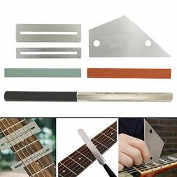 Guitar Repair Tool Guitar Fret Crowning Luthier File Levelin