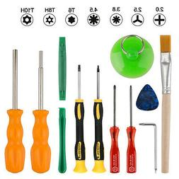 Screwdriver Repair Tools Set for Nintendo Switch Game Bit Cu