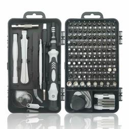 Screwdriver Set,119 in 1 Computer Repair Kit Electronic Tool