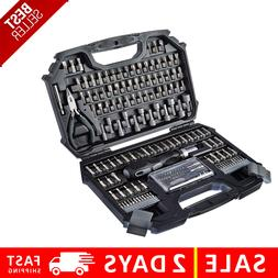 amazonbasics Screwdriver Set Wheeler 151 BITS SET Firearm To