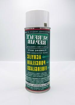 Surface Repair Hard Refinishing Kit Spray Paint: Shower, Bat