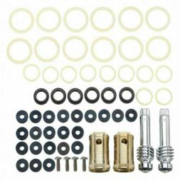 For T&S BRASS B-6K Eterna Spindle Parts Kit, Chrome,Free Shi