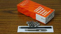 Thread Repair Kit  1/4X20  With 12 Stainless Steel  Inserts