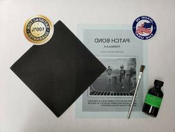 Trampoline Mat Repair Kit -Glue On Patches -Repairs Holes an