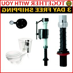Universal Toilet Fill Valve Replacement Tank Fit Adjustable