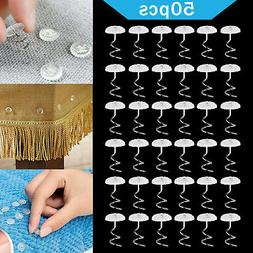 US Headliner Twist Pins Kit For Upholstery Fabric Sofa Chair