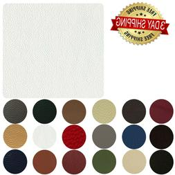 White Leather Repair Kit Patch Car Seat Upholstery Filler So